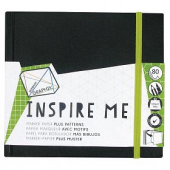 D GRAPHIK INSPIRE ME SKETCH BOOK SMALL ukončeno