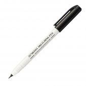 K AC Artist Sketching Pen 010 Black