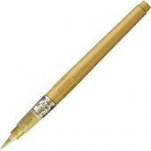 "K Fude Pen ""CHU-JI"" Gold (No. 60)"