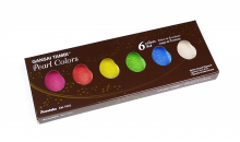 K WS Gansai Tambi Pearl Colours Set