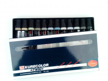 K G Kurecolor Twin SET 7 - Gray Colours