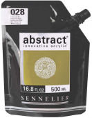 S abstract 500 ml