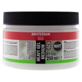 RT AAC Heavy Gel Med. Matt 250 ml