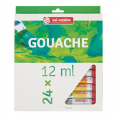 RT TAC Gouache Set 24 x 12 ml