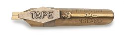 M Tape Nib (zkosené) E (2,5 mm)