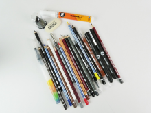 Cretacolor URBAN sketching set (24 ks)