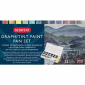 D GRAPHITINT PAINT PAN SET ( 12 )